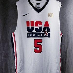 Kevin Durant Retro 1992 USA Basketball  Jersey